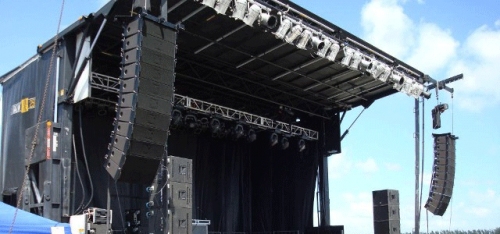 Line Array system hire